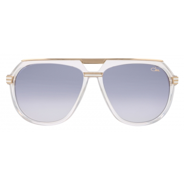 Cazal - Vintage 674 - Legendary - Crystal Gold - Sunglasses - Cazal Eyewear