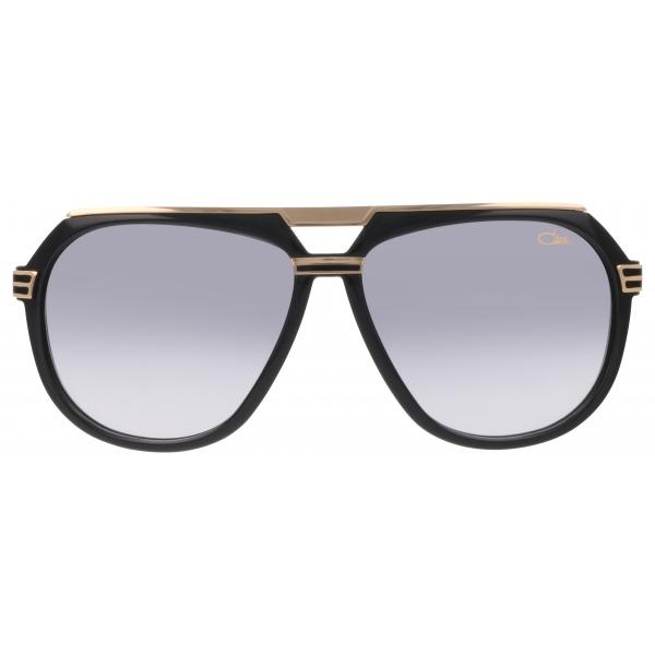 Cazal - Vintage 674 - Legendary - Nero Oro - Occhiali da Sole - Cazal Eyewear