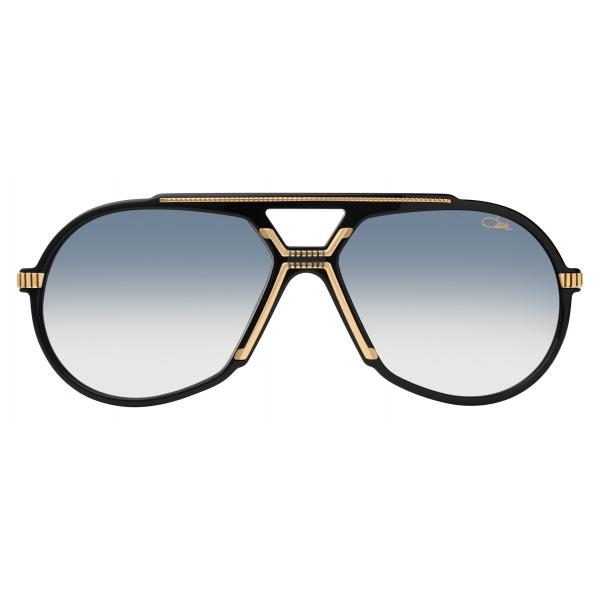 Cazal - Vintage 888 - Legendary - Nero Oro - Occhiali da Sole - Cazal Eyewear