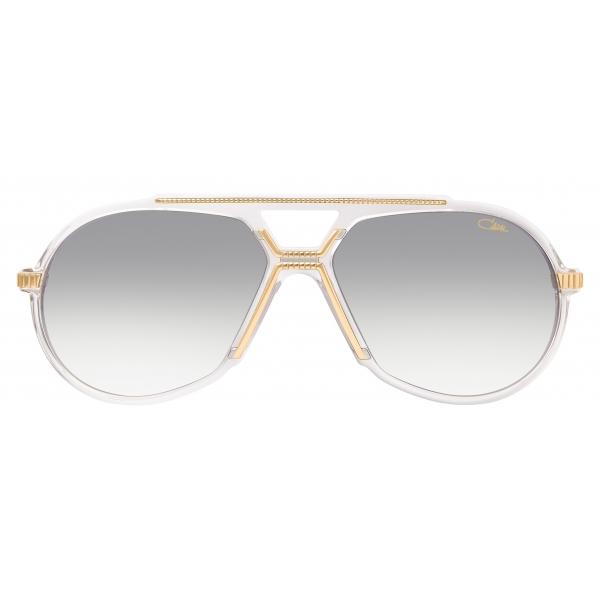 Cazal - Vintage 888 - Legendary - Cristallo Bicolore - Occhiali da Sole - Cazal Eyewear