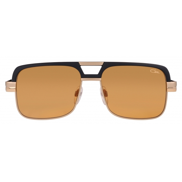Cazal - Vintage 993 - Legendary - Nero Oro - Occhiali da Sole - Cazal Eyewear