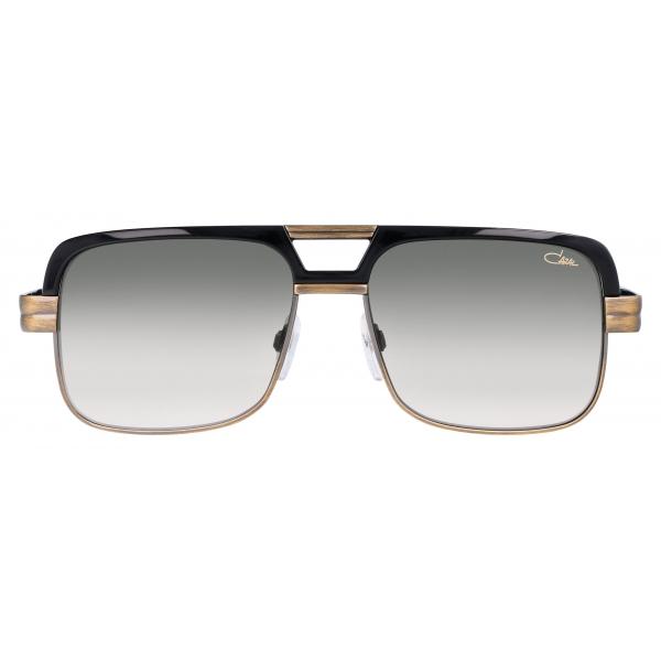 Cazal - Vintage 993 - Legendary - Nero Oro Antico - Occhiali da Sole - Cazal Eyewear