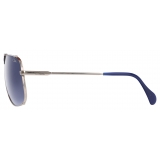 Cazal - Vintage 994 - Legendary - Night Blue Silver - Sunglasses - Cazal Eyewear