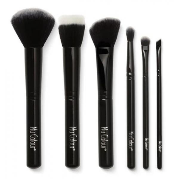 Nu Skin - Nu Colour Professional Makeup Brush Set - Body Spa - Beauty - Professional Spa Equipment