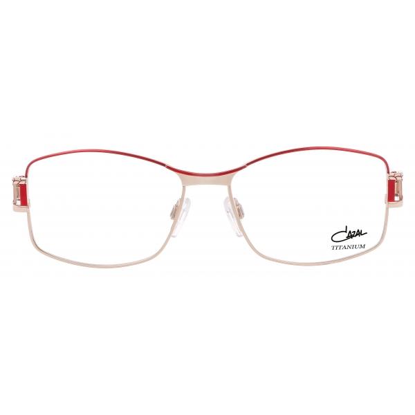 Cazal - Vintage 1261 - Legendary - Red - Optical Glasses - Cazal Eyewear
