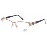 Cazal - Vintage 1262 - Legendary - Gold Black - Optical Glasses - Cazal Eyewear
