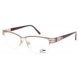 Cazal - Vintage 1262 - Legendary - Burgundy Mint - Optical Glasses - Cazal Eyewear