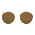 Mykita - Talini - Lite - Gold Brown - Metal Collection - Sunglasses - Mykita Eyewear