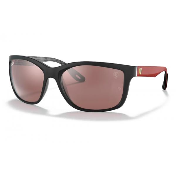 Ferrari - Ray-Ban - RB8356M F647H2 61-18 - Official Original Scuderia Ferrari New Collection - Sunglasses - Eyewear