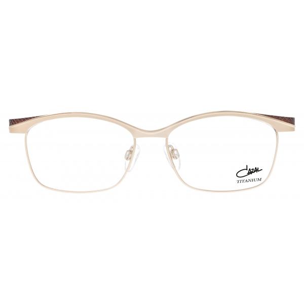 Cazal - Vintage 4286 - Legendary - Navy Blue Gold - Optical Glasses - Cazal Eyewear