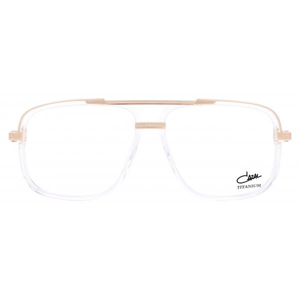 Cazal - Vintage 6027 - Legendary - Crystal Gold - Optical Glasses - Cazal Eyewear