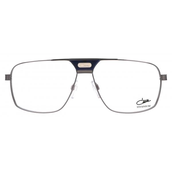 Cazal - Vintage 7087 - Legendary - Gunmetal Night Blue - Optical Glasses - Cazal Eyewear