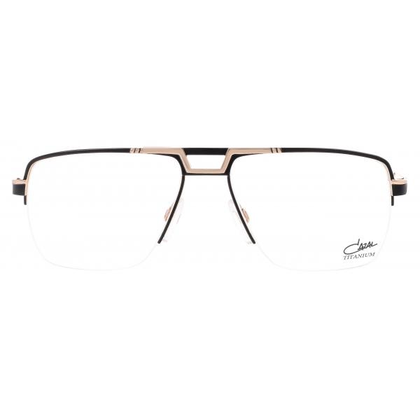 Cazal - Vintage 7089 - Legendary - Black Gold - Optical Glasses - Cazal Eyewear