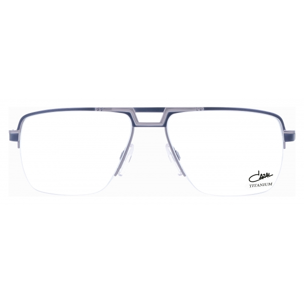Cazal - Vintage 7089 - Legendary - Night Blue Gunmetal - Optical Glasses - Cazal Eyewear