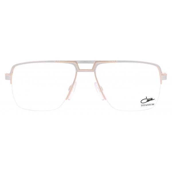 Cazal - Vintage 7089 - Legendary - Gold Silver - Optical Glasses - Cazal Eyewear