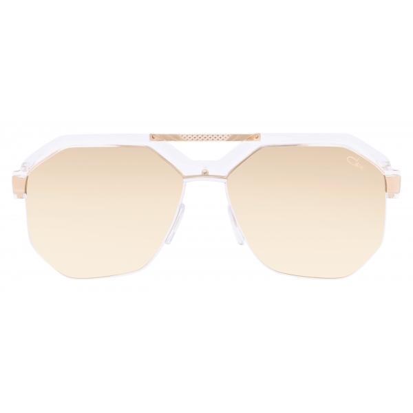 Cazal - Vintage 9092 - Legendary - Crystal Gold - Sunglasses - Cazal Eyewear