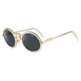Cazal - Vintage 644 - Legendary - Crystal - Sunglasses - Cazal Eyewear