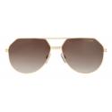 Cazal - Vintage 724/3 - Legendary - Gold Blue - Sunglasses - Cazal Eyewear