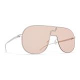 Mykita - Studio 12.1 - Mykita Studio - Silver Nude - Metal Collection - Sunglasses - Mykita Eyewear