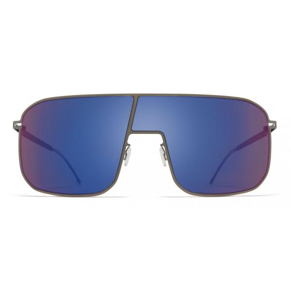 Mykita - Studio 12.2 - Mykita Studio - Graphite Infrared - Metal Collection - Sunglasses - Mykita Eyewear