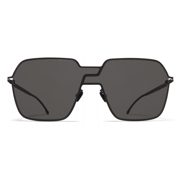 Mykita - Studio 12.3 - Mykita Studio - Black Grey - Metal Collection - Sunglasses - Mykita Eyewear