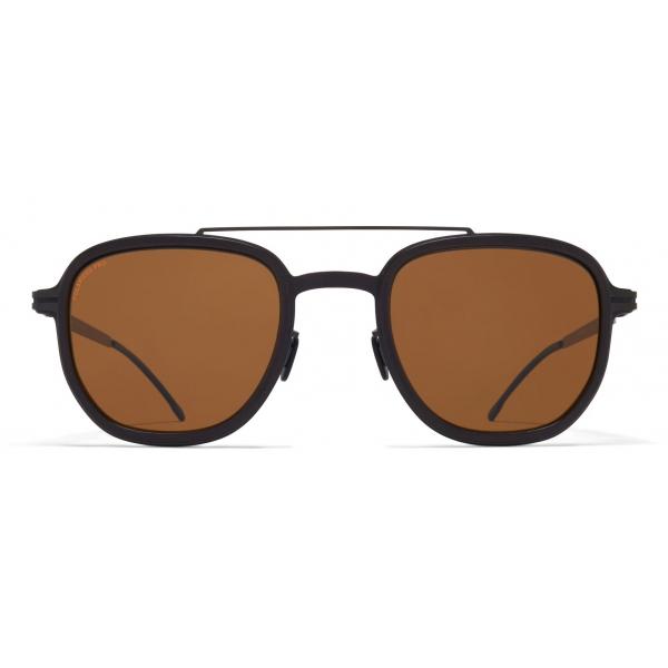 Mykita - Alder - Mykita Mylon - Black Brown - Mylon Collection - Sunglasses - Mykita Eyewear