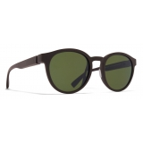 Mykita - Coleman - Mykita Mylon - Ebony Brown Green - Mylon Collection - Sunglasses - Mykita Eyewear