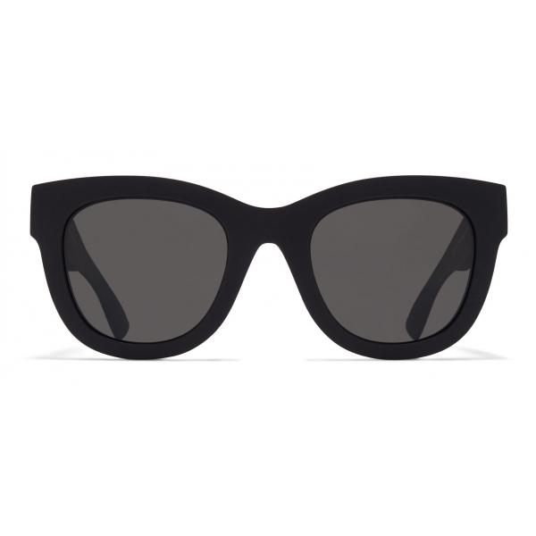 Mykita - Dew - Mykita Mylon - Nero Grigio - Mylon Collection - Occhiali da Sole - Mykita Eyewear