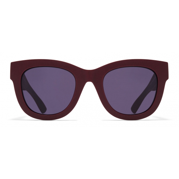 Mykita - Dew - Mykita Mylon - Bordeaux Grigio - Mylon Collection - Occhiali da Sole - Mykita Eyewear