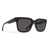 Mykita - Dusk - Mykita Mylon - Black Dark Grey - Mylon Collection - Sunglasses - Mykita Eyewear