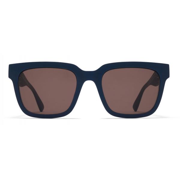 Mykita - Dusk - Mykita Mylon - Indaco Marrone - Mylon Collection - Occhiali da Sole - Mykita Eyewear