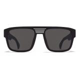 Mykita - Ridge - Mykita Mylon - Black Dark Grey - Mylon Collection - Sunglasses - Mykita Eyewear