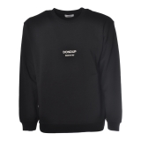 Dondup - Sweatshirt with Dondup Print - Black - Sweatshirt - Luxury Exclusive Collection