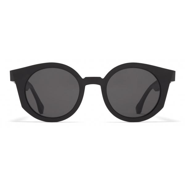 Mykita - MMRAW013 - Mykita + Maison Margiela - Black Dark Grey - Acetate Collection - Sunglasses - Mykita Eyewear
