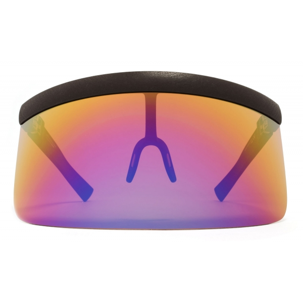 Mykita - Daisuke - Bernhard Willhelm - Ebony Brown Rainbow - Mylon Collection - Sunglasses - Mykita Eyewear
