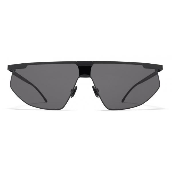 Mykita - Paris - Bernhard Willhelm - Black Dark Grey - Metal Collection - Sunglasses - Mykita Eyewear