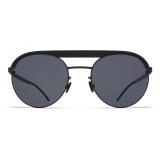 Mykita - ML01 - Mykita + Leica - Black - Metal Collection - Sunglasses - Mykita Eyewear