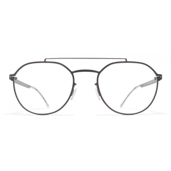 Mykita - ML07 - Mykita + Leica - Anthracite Black - Metal Collection - Optical Glasses - Mykita Eyewear