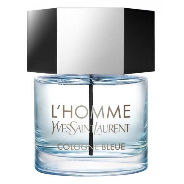Yves Saint Laurent - L'HOMME Cologne Bleue Eau De Toilette - con Bergamotto, Accordo Marino e Legno di Cedro - 60 ml