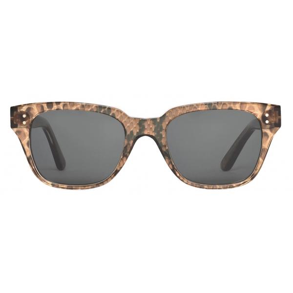 Céline - Occhiali da Sole Black Frame 04 in Acetato - Stampa Pitone - Occhiali da Sole - Céline Eyewear