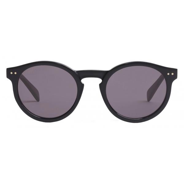Céline - Black Frame 21 Sunglasses in Acetate - Black - Sunglasses - Céline Eyewear