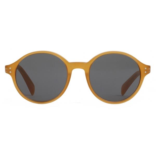 Céline - Occhiali da Sole Black Frame 24 in Acetato - Miele Opalescente - Occhiali da Sole - Céline Eyewear