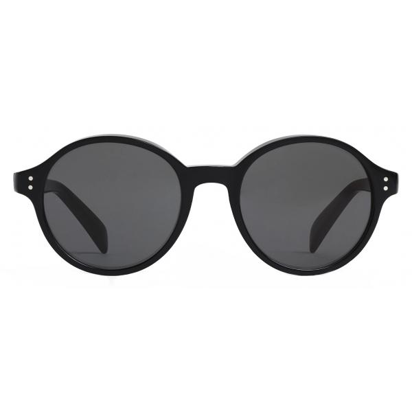 Céline - Black Frame 24 Sunglasses in Acetate - Black - Sunglasses - Céline Eyewear
