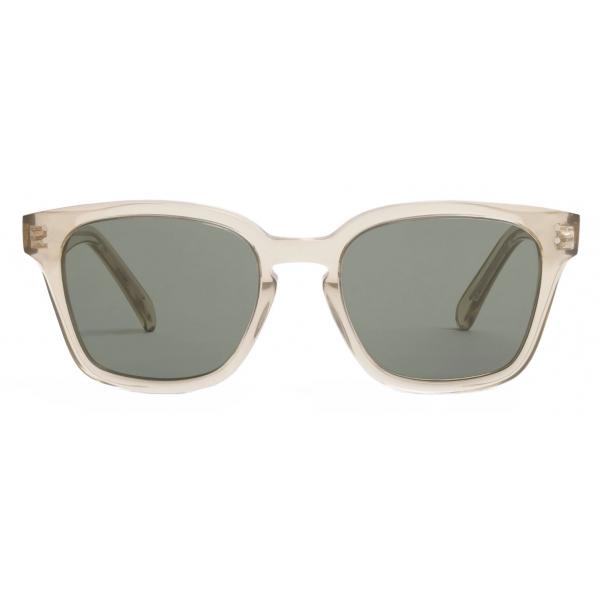 Céline - Occhiali da Sole Black Frame 22 in Acetato - Champagne Traslucido - Occhiali da Sole - Céline Eyewear