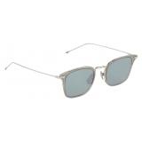 Thom Browne - Silver Square Sunglasses - Thom Browne Eyewear