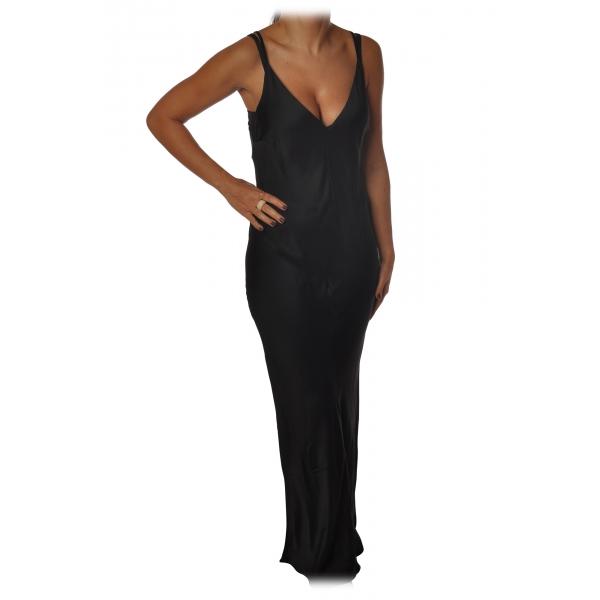 Ottod'Ame - Abito Elegance Gala - Nero - Abiti - Luxury Exclusive Collection