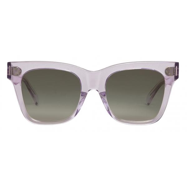 Céline - Occhiali da Sole  Cat Eye S183 in Acetato - Lilla - Occhiali da Sole - Céline Eyewear