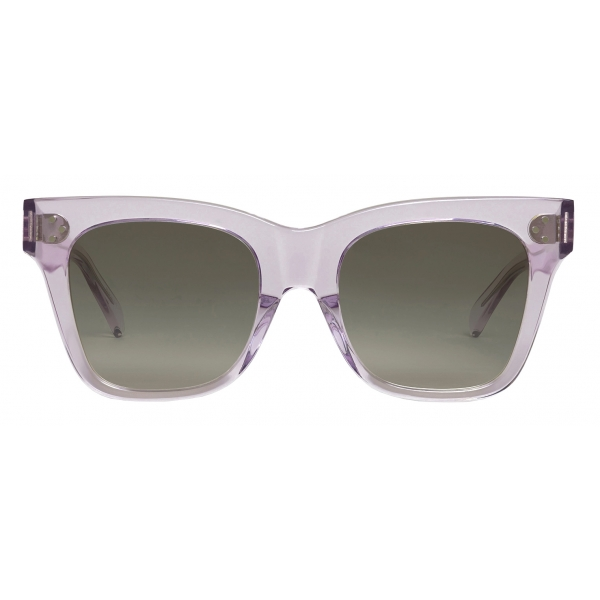 Céline - Cat Eye S183 Sunglasses in Acetate - Lilac - Sunglasses - Céline Eyewear