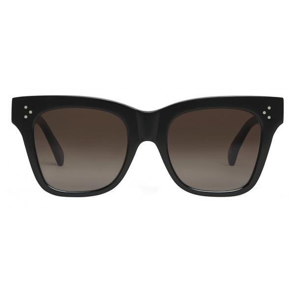 Céline - Occhiali da Sole  Cat Eye S183 in Acetato - Nero - Occhiali da Sole - Céline Eyewear