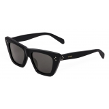 Céline - Occhiali da Sole  Cat Eye S187 in Acetato - Nero - Occhiali da Sole - Céline Eyewear